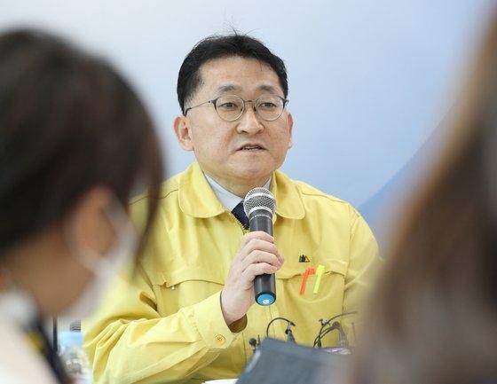 차규근 법무부 출입국외국인정책본부 본부장. 뉴스1