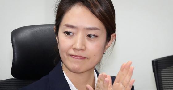 고민정 더불어민주당 의원. [뉴스1]