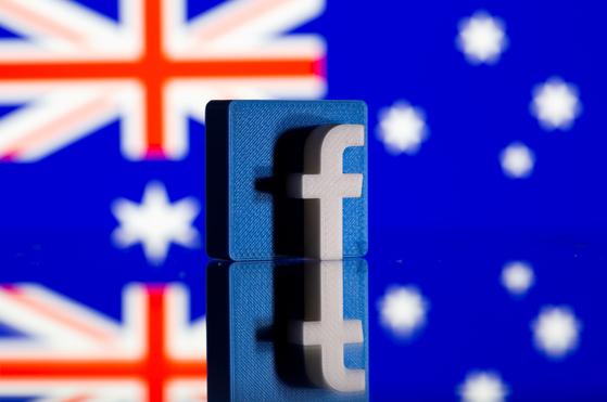 페이스북은 22일(현지시간) 호주 정부와 '뉴스 미디어 협상법'에 대해 합의하고 조만간 뉴스 서비스를 재개하겠다고 밝혔다. [로이터=연합뉴스]