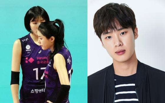 배구선수 이재영·다영, 배우 김동희. [사진 연합뉴스·넷플릭스]