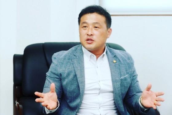 사진: 육우자조금관리위원회 박대안 위원장