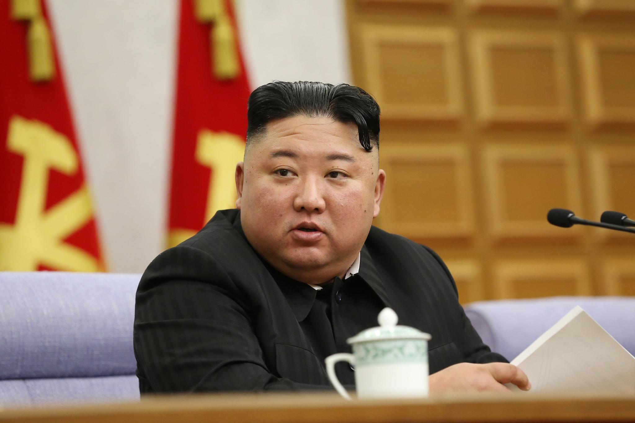 김정은 북한 국무위원장. 노동신문=뉴스1