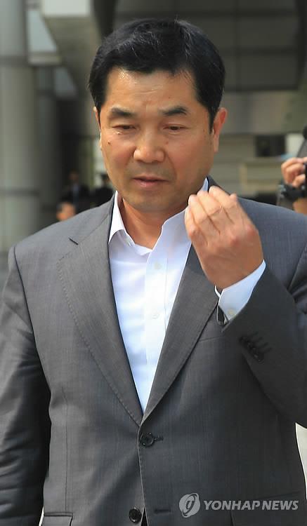 이정배 전 파이시티 대표. 연합뉴스