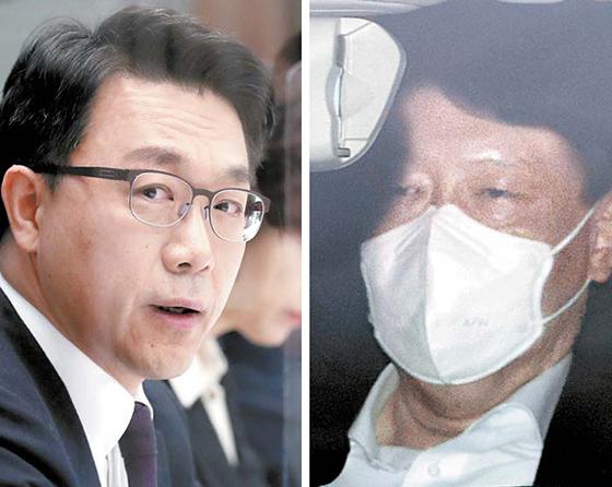 """김진욱""""중수 행정, 국민 만 불편하다""""… 윤석열도 반대 표현에 힘썼다"""