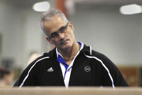 체조 선수들을 성적으로 학대한 혐의로 기소된 존 게더트가 지난 25일 스스로 목숨을 끊었다. [AP=연합뉴스]
