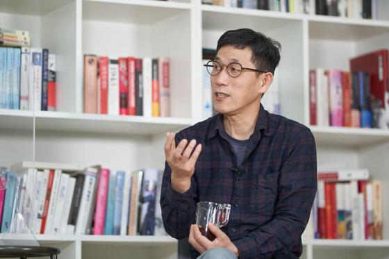진중권 전 동양대 교수. 뉴스1
