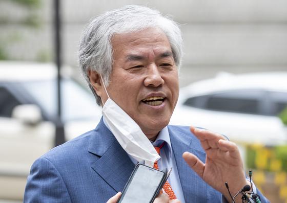 NCCK 여성위원회는 1일 전광훈 목사의 여성 비하 발언에 대한 사과와 활동중단을 촉구했다. 연합뉴스