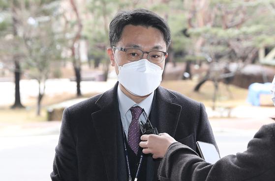 2일 김진욱 고위공직자범죄수사처장. 뉴스1