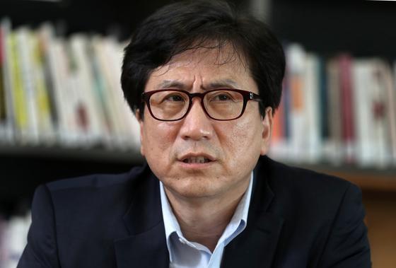 2018년 5월 9일 김인회 인하대 법학대학원 교수. 중앙포토