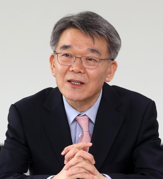 강호인 전 국토교통부 장관. 강정현 기자