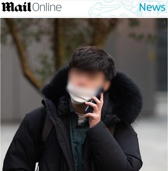 영국 데일리메일은 1일(현지시간) 맨체스터대에 재학 중인 한국인 유학생 김모(21·사진)씨가 20명 이상의 여성을 불법 촬영한 혐의로 유죄를 선고받았다고 보도했다. 사진 데일리메일 보도 화면 캡처
