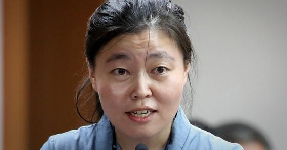 임은정 대검찰청 감찰정책연구관. 뉴스1