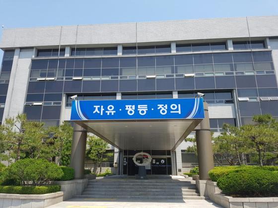 전북 군산시 조촌동 전주지법 군산지원 전경. 김준희 기자