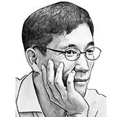 """진중권 """"고무신 대신 공항 … 탄핵 정부보다 더 나쁜 달 정부"""""""