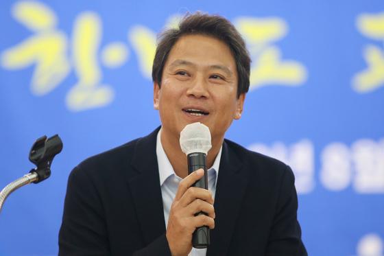 임종석 전 비서실장. 연합뉴스