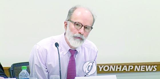 마크 램지어 하버드대 로스쿨 교수. 연합뉴스