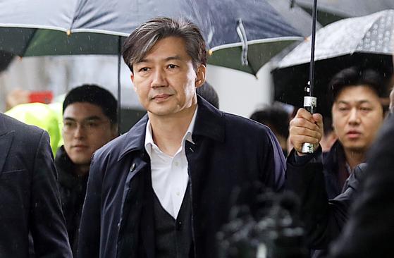 조국 전 법무부 장관. 뉴스1
