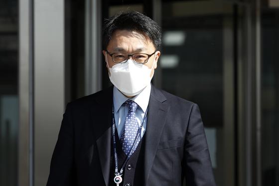 5일 김진욱 고위공직자범죄수사처장. 뉴스1