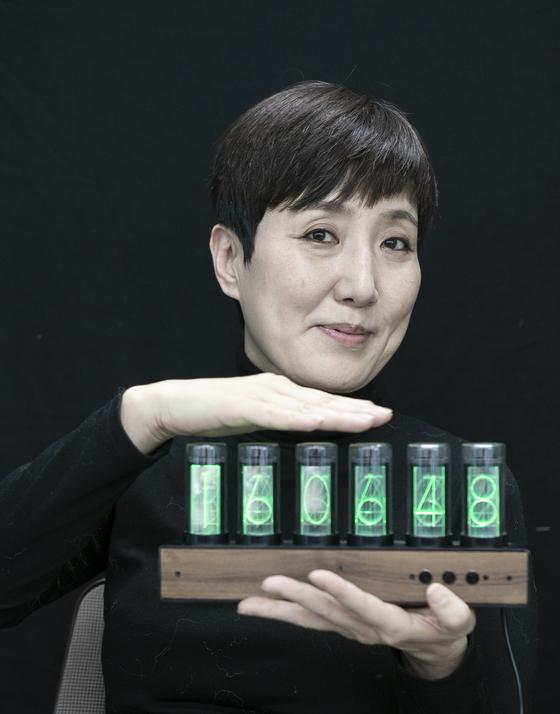 전설의 무대 아카이브K'를 제작한 일일공일팔의 최정윤 대표. 권혁재 사진전문기자