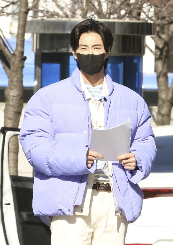 그룹 동방신기의 유노윤호. 뉴스1