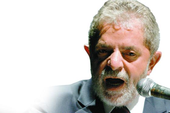 루이스 이나시우 룰라 다 시우바 전 브라질 대통령에 대한 실형이 모두 무효 판결됐다. 중앙포토