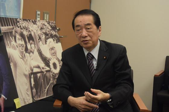 """당시 나오토 간 총리""""폭발을 숨긴 도쿄 전력은 여전히 정보를 숨기고있다"""""""