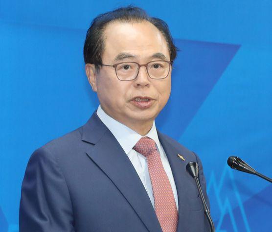 오거돈 전 부산시장. 송봉근 기자