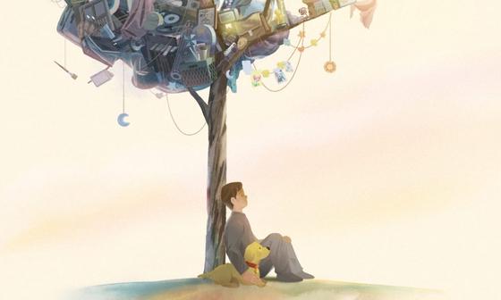 에릭 오 감독이 올 1월 선댄스영화제에 선보인 새 VR 단편 '나무(Namoo)'. [사진 Baobab Studios]