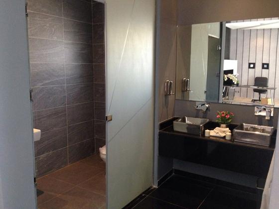 우리나라 화장실 문화가 획기적으로 변한 계기는 아파트가 도입되면서부터다. 70년대 아파트 분양광고에는 '욕조, 양변기, 세면기, 수건걸이 설치'라는 문구가 크게 들어가 있었다. [사진 pixabay]