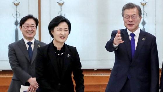 """박범계 리뷰 요청 … """"대검 회의 생중계를 요청하고 싶다."""""""