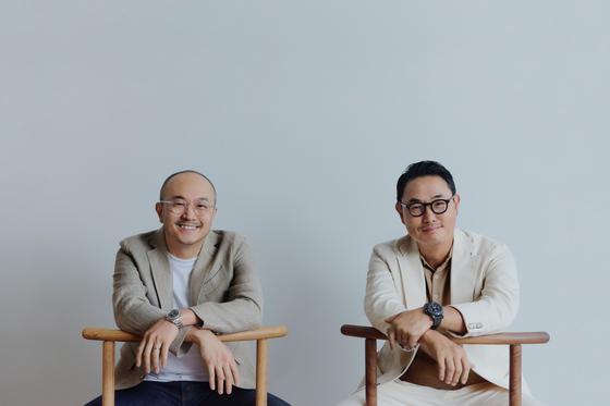 카카오 시즌2를 이끄는 조수용(왼쪽), 여민수 공동대표. [카카오]