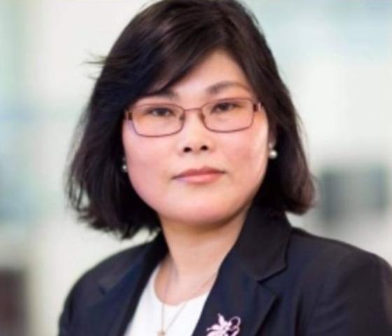 탈북민 출신 인권운동가 박지현씨, 영국 구의원 선거 도전장 [영국 보수당 홈페이지 갈무리=연합뉴스]