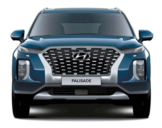 현대차 SUV 팰리세이드. 출시 3년만에 ㄴ적 30만대 판매를 눈앞에 두고 있다. 사진 현대차