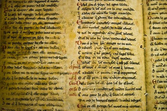 인공지능의 고대 언어 분석 (출처: Unsplash)