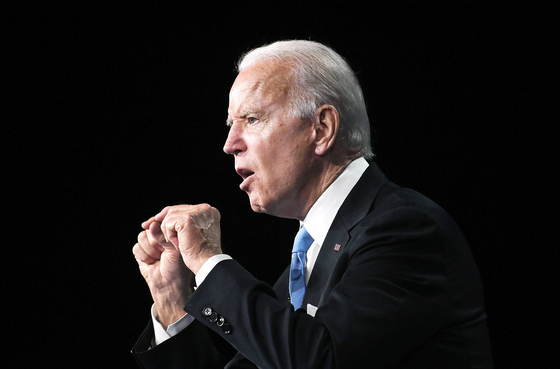 조 바이든 미국 대통령 [AFP]