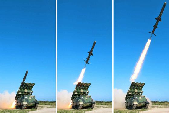 [단독]김정은은 바이든 취임식 다음날 미사일을 발사했다