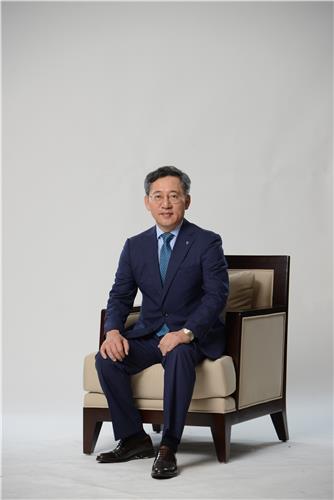 박성호 하나은행장. 연합뉴스