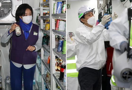 오세훈 55 % 박영선 36.5 % … 20 대 吳, 40 대가 죽어 가고있다. [리얼미터]
