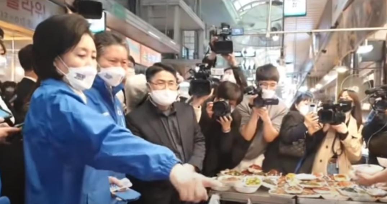 확진 환자 접촉 정청래 '목소리'… 박영선 내일부터 선거 운동 재개