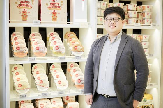 한해 6만t의 쌀을 사는 남자. CJ제일제당 정준기 과장. [사진 CJ제일제당]