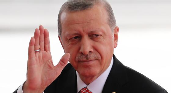 레제프 타이이프 에르도안 터키 대통령. [중앙포토]