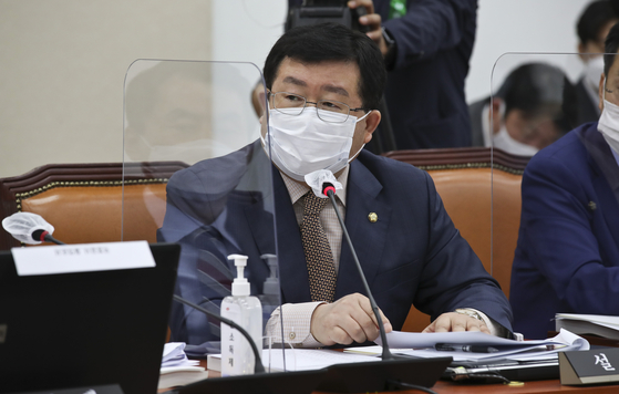 더불어민주당 설훈 의원. 오종택 기자