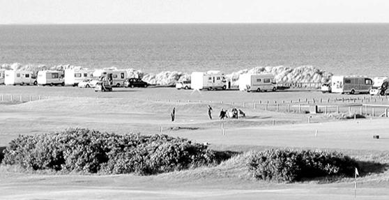 '골프의 성지'로 불리는 세인트 앤드류스 링크스는 바닷가에 있다. [사진 디스커버링 브리튼]