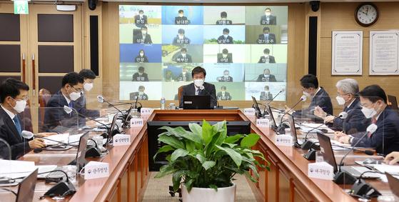 국세청이 30일 전국 지방국세청장회의를 개최하고 '부동산탈세 특별조사단' 구성과 운영방안을 발표했다. 국세청