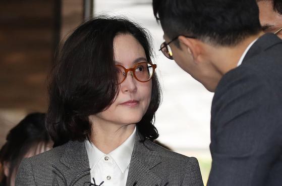 조국 전 법무부 장관의 부인 정경심 동양대 교수. 우상조 기자