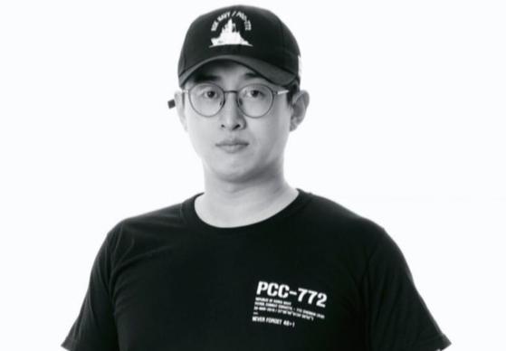 전준영 천안함 생존자 예비역전우회 회장. [페이스북 캡처]