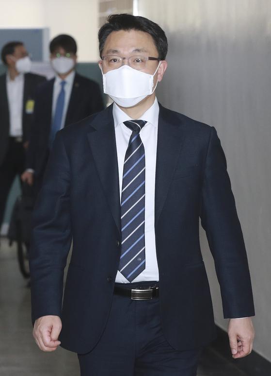 김진욱 고위공직자범죄수사처장. 오종택 기자