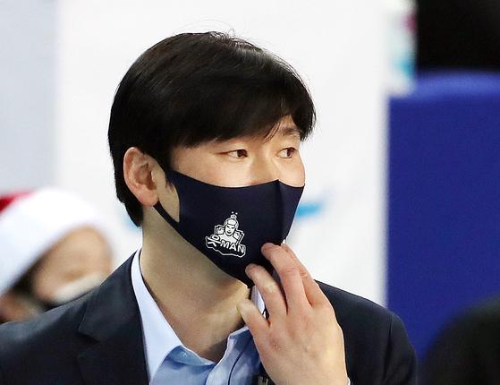 석진욱 OK금융그룹 감독. [연합뉴스]