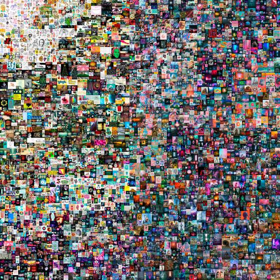 """글로벌 화가 David Hockney의 """"NFT는 국제적인 사기"""""""