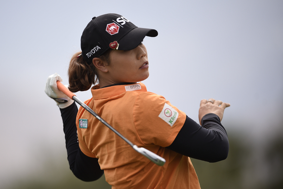 LPGA 투어에서 최장타자로 꼽히는 아리야 주타누간은 ANA에서 평균 거리 꼴찌였다. [USA투데이=연합뉴스]